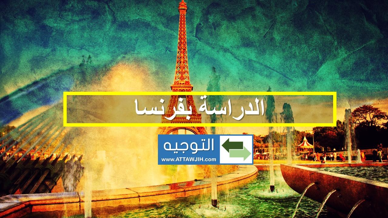 الدراسة بفرنسا